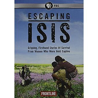 Front: Flucht Isis [DVD] USA import
