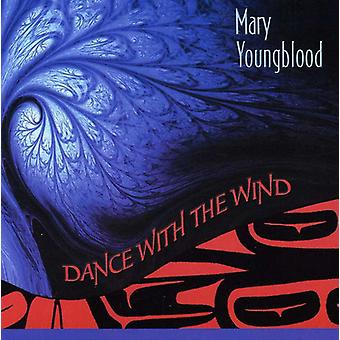Mary Youngblood - Dance with the Wind [CD] USA import
