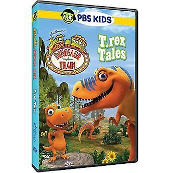 T-Rex Tales [DVD] USA importieren