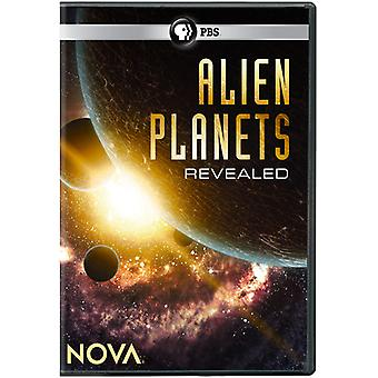 Nova - Nova: Alien Planets Revealed [DVD] USA import