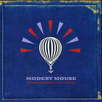 Modest Mouse - We Were Dead Before the Ship Even Sank [CD] USA import