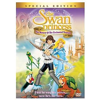 Swan Princess-Mystery of the Enchanted Treasure [DVD] USA import