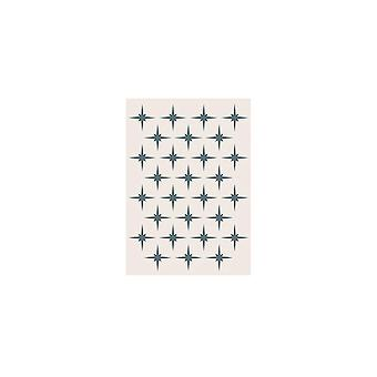 Creative Expressions Phill Martin Sentimentally Yours Collection A5 Stencil - Star Grid*^^