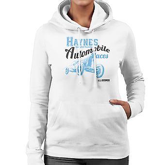 Haynes Brand Sparkford Raceway Races Women's Hooded Sweatshirt