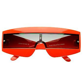 Futuriste enveloppante Daft Punk nouveauté Party lunettes de soleil
