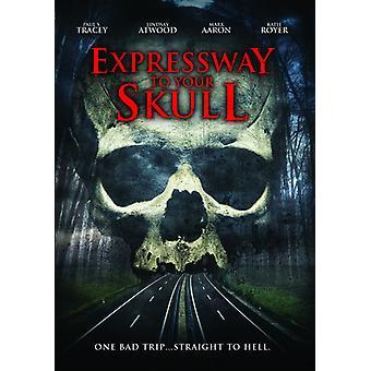 Motortrafikvej til din kranium [DVD] USA import