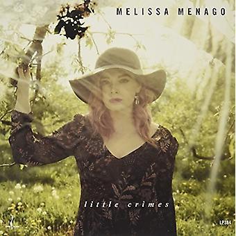 Melissa Menago - Little Crimes [Vinyl] USA import