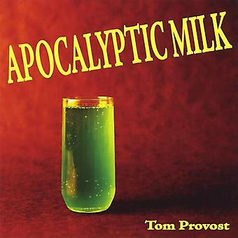 Tom Provost - Apocalyptic Milk [CD] USA import