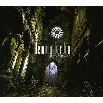 Memory Garden - Doomain [CD] USA import