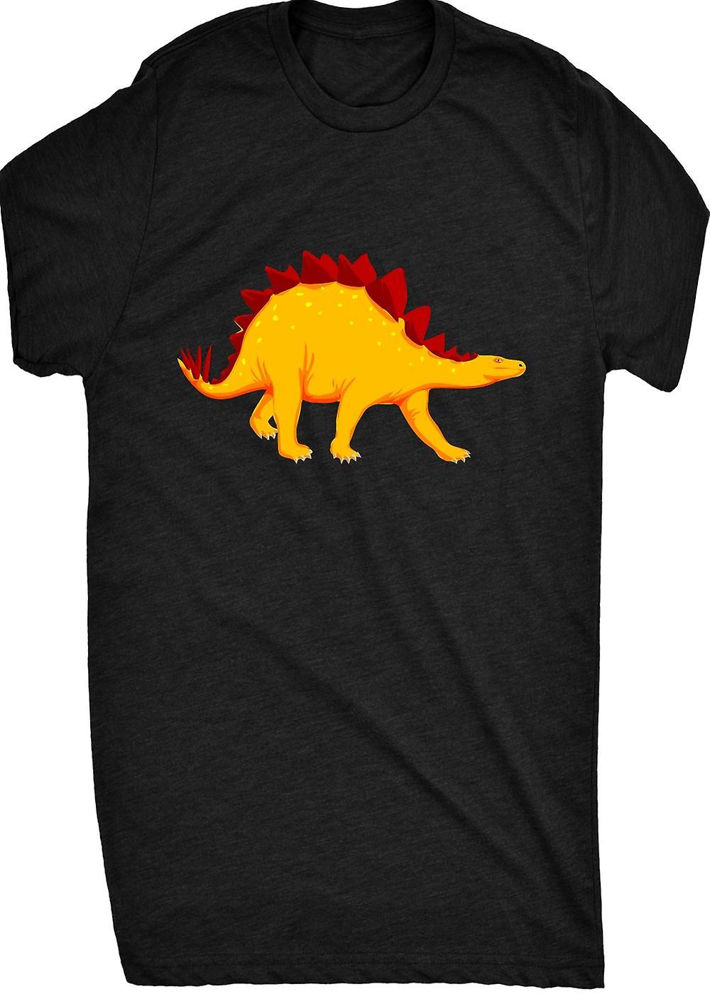 Berømte gylne Stegosaurus Dinosaur