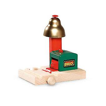 BRIO 'Magnetic Action' Bell Signal 33754