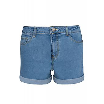 Noisy may Lucy Shorts Pants women's jeans shorts Blau Denim