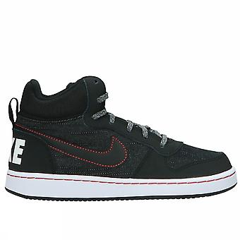 Nike Court Borough mid se GS 918340 001 boys Moda shoes