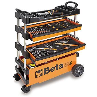 Beta C27 S Folding Tool Trolley