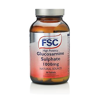 FSC Glucosamine Sulphate 1000mg , 90 Tablets
