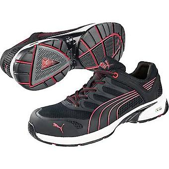 Safety shoes S1P Size: 46 Black, Red PUMA Safety FUSE MOTION RED LOW HRO SRA 642540 1 pair