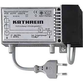 Cable TV amplifier Kathrein VOS 20/FR 20 dB