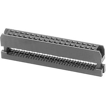 W & P Products 343-24-60-1 Pole Connector Number of pins: 2 x 12