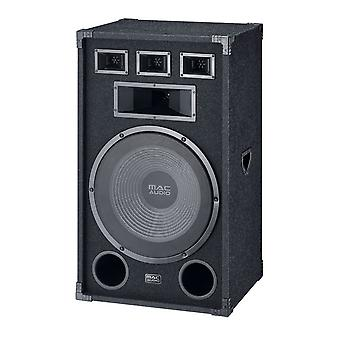 B goods Mac audio Soundforce 3800, Max 800 watts, 1 piece