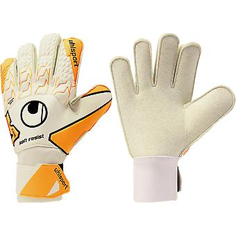 UHLSPORT SOFT RESIST JUNIOR Goalkeeper Gloves