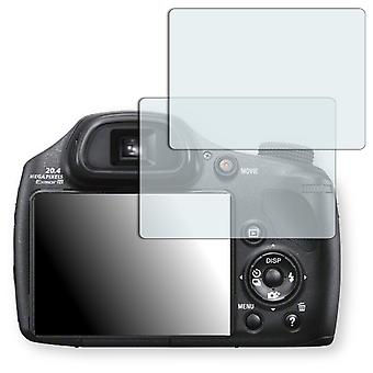 Sony DSC HX300 display protector - Golebo crystal clear protection film
