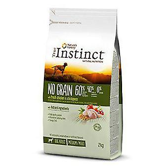 True Instinct Cibo Secco No Grain Medium-Maxi Pollo
