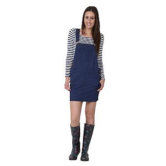 USKEES CLAIRE Short Dungaree Overall Dress Oversized Bib overall skirt Loose fit