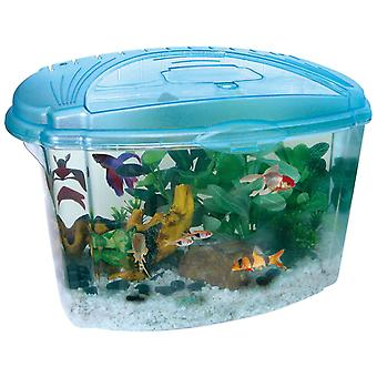 ICA Aqua-5 Transparent Plastic Super Zoo (fish, aquariums)