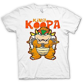 Kinder T-shirt - King Koopa - Super Mario