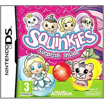 Squinkies - overraskelse inde (Nintendo DS)