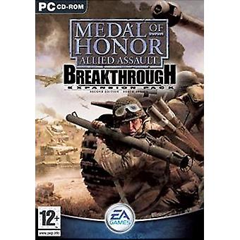 Medal of Honor Allied Assault Breakthrough Expansion Pack (PC) - Usine scellée