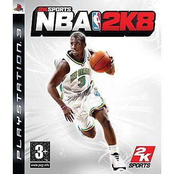NBA 2K 8 (PS3)