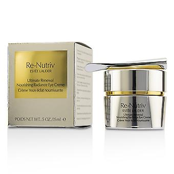 Estee Lauder Re-Nutriv Ultimate Renewal Nourishing Radiance Eye Creme 15ml/0.5oz