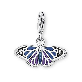 s.Oliver jewel ladies pendant silver Butterfly SOCHA/147-393379