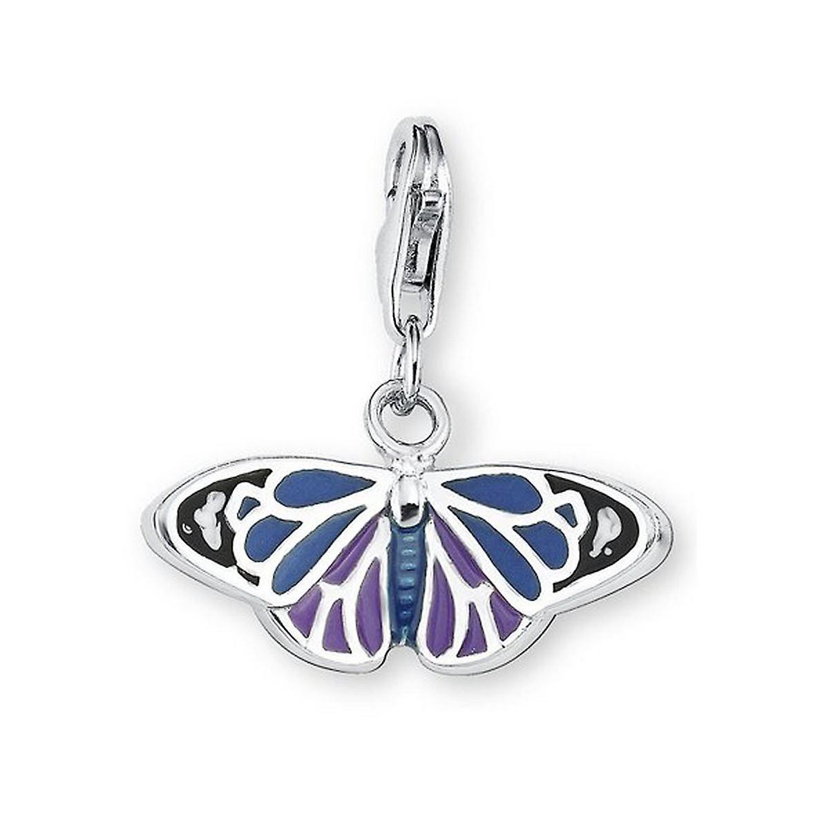 s.Oliver Jewel Damen Anhänger Silber Schmetterling SOCHA/147 - 393379
