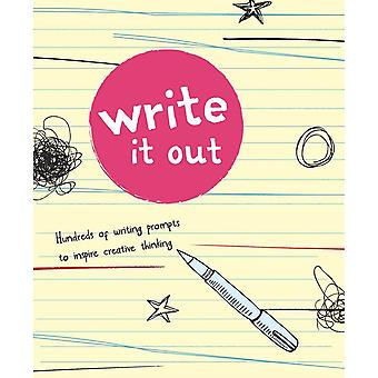 Sterling Publishing-Write It Out