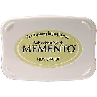Memento Dye Ink Pad-New Sprout