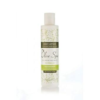Body lotion Herbelia 200ml. Green tea and Aloe Vera.