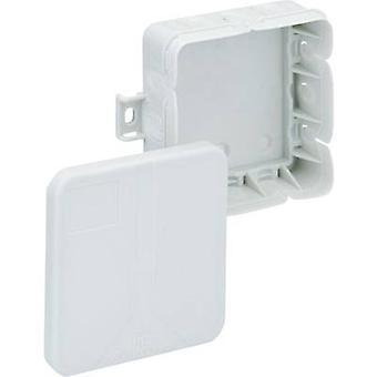 Joint box (L x W x H) 85 x 85 x 37 mm Spelsberg 33491201 Grey