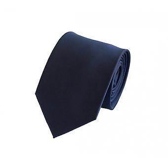 Krawat krawat krawat krawat 8cm ciemny niebieski niebieski pasiasty Fabio Farini