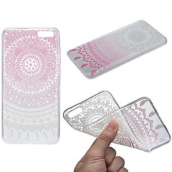 Henna cover for Xiaomi Redmi note 4 X case protective cover silicone Sun white