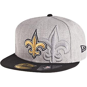 New era 59Fifty Cap - SCREENING NFL New Orleans Saints