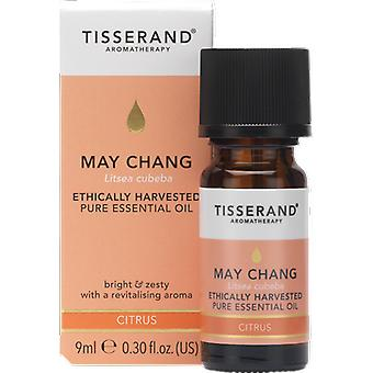 Tisserand Aromatherapy May Chang Ethically Harvested Essential Oil