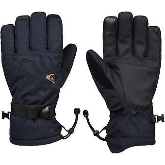 Missione di QUIKSILVER Mens isolati guanti da Sci Snowboard