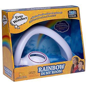 Rainbow i mit værelse - værelse lys