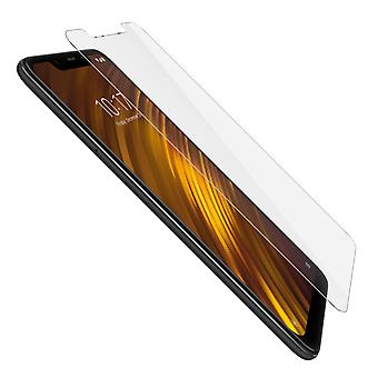 Tempered glass screen protector for Xiaomi Pocophone F1, 9H hardness