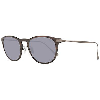 Hackett London stylische Herren Sonnenbrille Braun