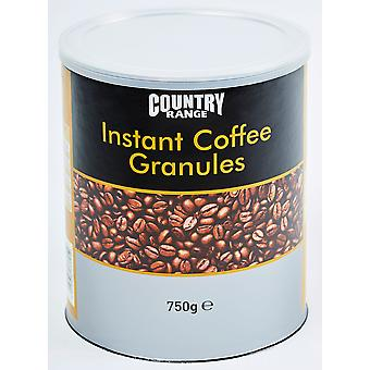 Land Auswahl Instant Kaffee Granulat