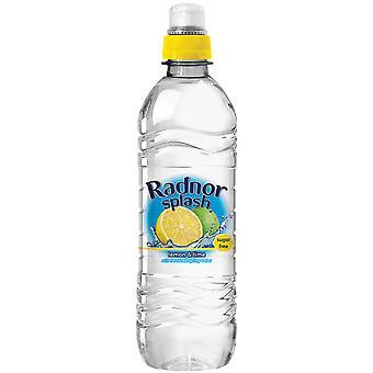 Radnor Spritzer Zitrone und Limette aromatisierte Wasser