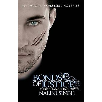 Bonds of Justice by Nalini Singh - 9780575100091 Book